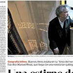 Revista Ñ entrevista a Manuel Rivas