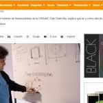 Infobae entrevista a Galo Soler Illia