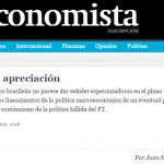 Columna de Juan Matías de Lucchi en El Economista sobre la situación económica de Brasil
