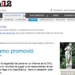 Entrevista a Manfred Nowak en Página/12