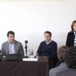 Katopodis y Valenzuela debatieron sobre política municipal
