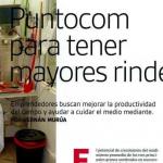 Diego Comerci y Andrés Ciocchini consultados por la revista Pymes