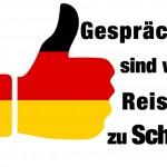 Abrió la inscripción para el taller de conversación y literatura en alemán