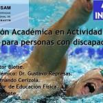Actualización académica en actividad física para personas con discapacidad