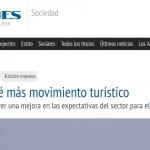 Nota en <i>Los Andes</i> basada en una encuesta de la EEyN