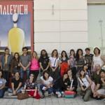 Ronda Cultural para estudiantes de la UNSAM