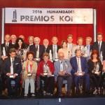 Se entregaron los Premios Konex a los investigadores de la UNSAM