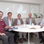 Primera reunión del nuevo Centro de Rediseño e Ingeniería en Proteínas del IIB-INTECH