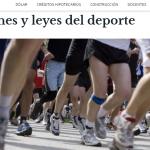 Rodrigo Daskal escribe sobre política deportiva en <i>El Cronista</i>
