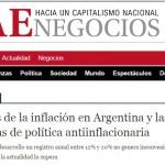 Guido Zack, Martín Montané y Matías Kulfas escribieron para <i>BAE Negocios</i>