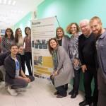 Alumnos de la Diplomatura en Periodismo Científico visitaron la UNSAM