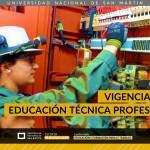 Clases magistrales: Vigencia de la educación técnica profesional