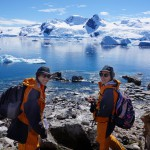 Investigadoras del 3iA relevaron humedales en la Antártida