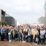 A delegation of nordic students will study a semester at UNSAM