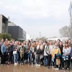 Una nueva comitiva de estudiantes nórdicos cursará un semestre en la UNSAM