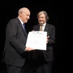 """Roberto Lavagna: """"Esta distinción emana de la calidad, el prestigio y el trabajo cotidiano de la UNSAM"""""""