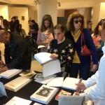 Se inauguró la muestra Libros en Braille, una producción del CUSAM