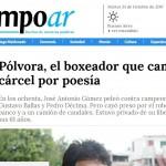 <i>Tiempo Argentino</i> entrevistó a José Antonio Gómez, alumno del CUSAM