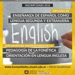 Abierta la inscripción para las carreras en lengua inglesa