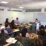 """El CUSAM participó del taller sobre desarrollo sustentable """"Health, education and water"""""""
