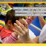 Diploma en Estudios Avanzados en Intervención Temprana: Inscripción 2018