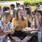 Más de cien estudiantes escandinavos cursaron este año en la UNSAM