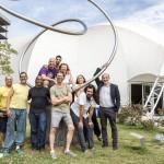 Eje de Circo Universitario: Primer ganador del Programa MAGA