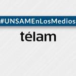 <em>Télam</em> destacó el proyecto Audiolibros de UNSAM Edita