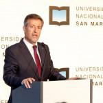 Carlos Greco inauguró el ciclo lectivo 2018
