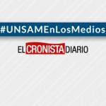 <i>El Cronista Diario</i> destacó una intervención de Tania Rodríguez