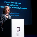 Laura Malosetti Costa ofreció la <i>Lectio Brevis</i> 2018