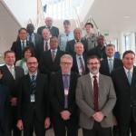 Carla Notari participó de la tercera reunión del Grupo Asesor Permanente sobre Energía Nuclear