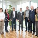 Carlos Greco recibió al presidente de la Asociación Mundial de Ciencias de la Educación