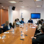 La fundación textil ProTejer visitó la UNSAM