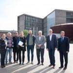 La UNSAM firmó un memorándum de entendimiento con el Instituto Karlsruhe de Tecnología de Alemania