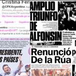 """Jornada: """"Discurso, política y medios en la Argentina"""""""