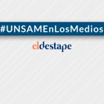 Nota sobre el CUSAM en <em>El Destape</em>