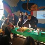 Docentes y estudiantes de Arquitectura presentaron un proyecto para la Cooperativa Bella Flor