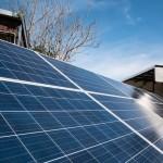Una estación de energía solar en el Campus Miguelete