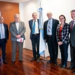 La UNSAM firmó dos convenios de cooperación con la Universidad de Haifa