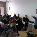 Estudiantes de escuelas secundarias visitaron el Campus Miguelete