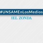 <i>Diario El Zonda</i> destacó una investigación dirigida por Marcela Brocco