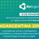 BioArgentina 2018: Abierta la Inscripción