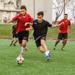 Comenzaron los torneos de Fútbol 5 en el Campus Miguelete