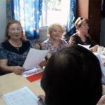 Práctica profesional en el marco de las actividades de ProGeSa