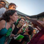 """Rita Segato en la UNSAM: """"Estamos por dar vuelta la página de la prehistoria patriarcal"""""""