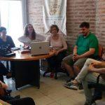 Reunión de la Comisión Universitaria de Discapacidad y Derechos Humanos