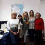 Carla Fernández brindó una capacitación sobre políticas públicas de género