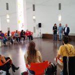 Comenzó el taller de narración oral a cargo de Martín Bustamante