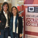 Mujeres, política y academia: Malena Galmarini visitó la EPyG